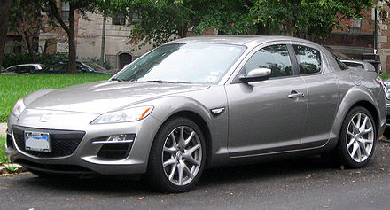 Mazda RX-8 I Restyling 2008 - 2012 Coupe #4