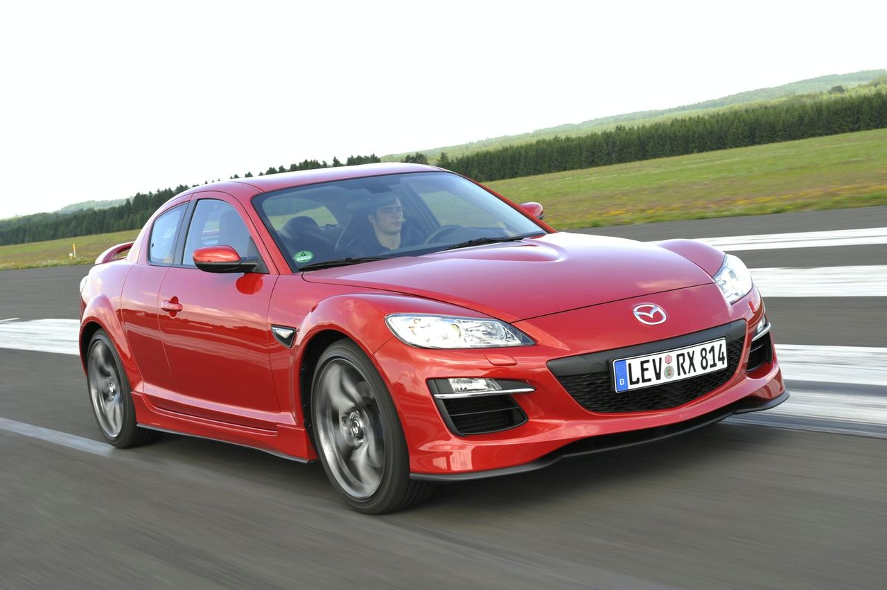 Mazda RX-8 I Restyling 2008 - 2012 Coupe #2