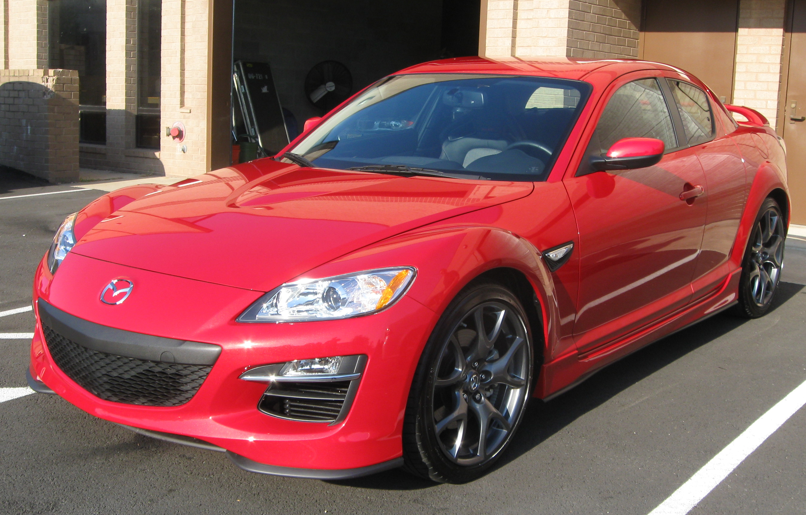 Mazda RX-8 I Restyling 2008 - 2012 Coupe #5