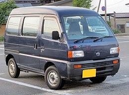 Mazda Scrum V (DG17) 2015 - now Minivan #8