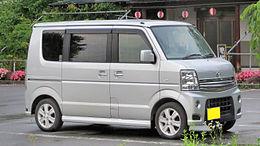 Mazda Scrum V (DG17) 2015 - now Minivan #7