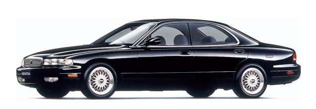 Mazda Sentia I (HD) 1991 - 1995 Sedan #1