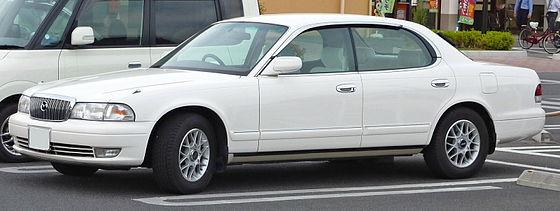 Mazda Sentia I (HD) 1991 - 1995 Sedan #3