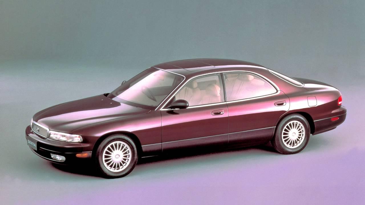 Mazda Sentia I (HD) 1991 - 1995 Sedan #5