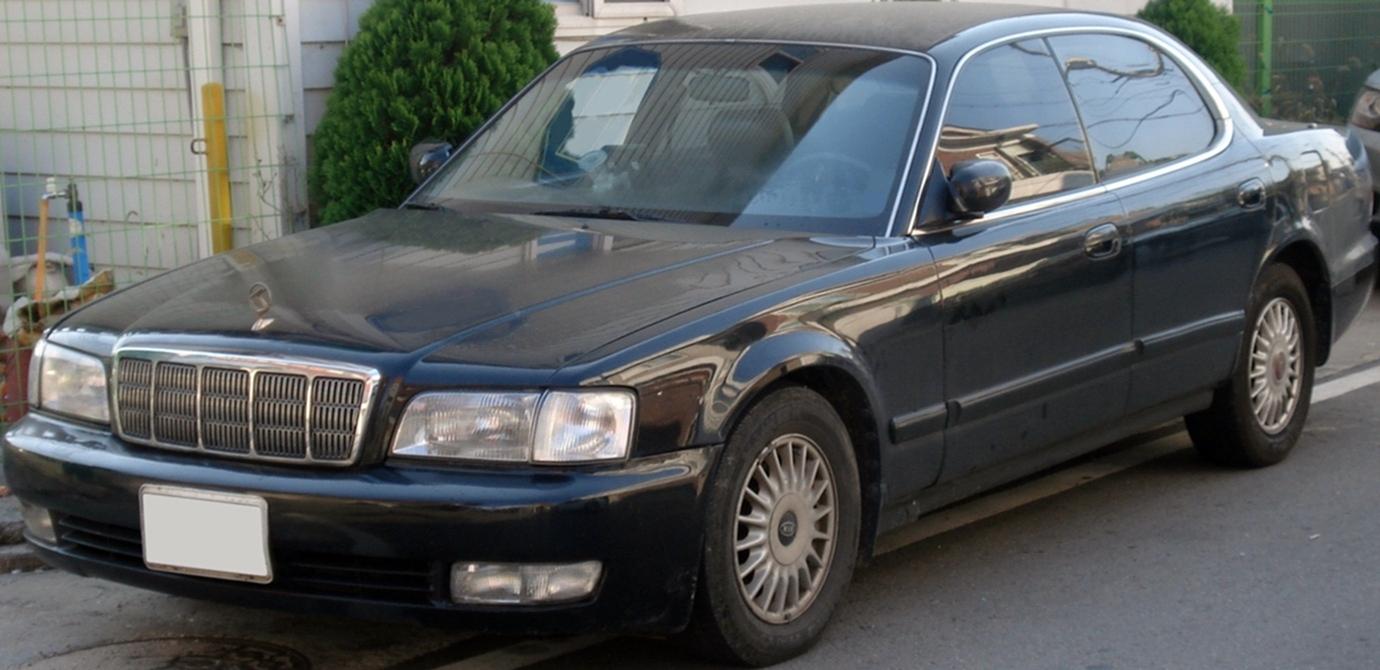 Mazda Sentia II (HE) 1995 - 2000 Sedan #3