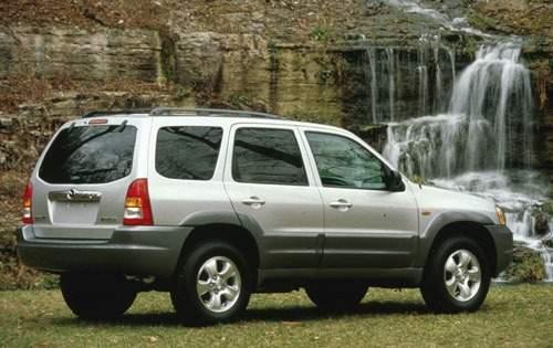 Mazda Tribute I 2000 - 2004 SUV 5 door #1
