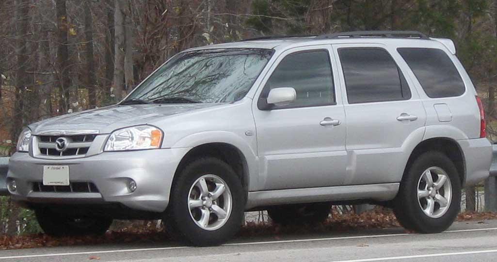Mazda Tribute I 2000 - 2004 SUV 5 door #7