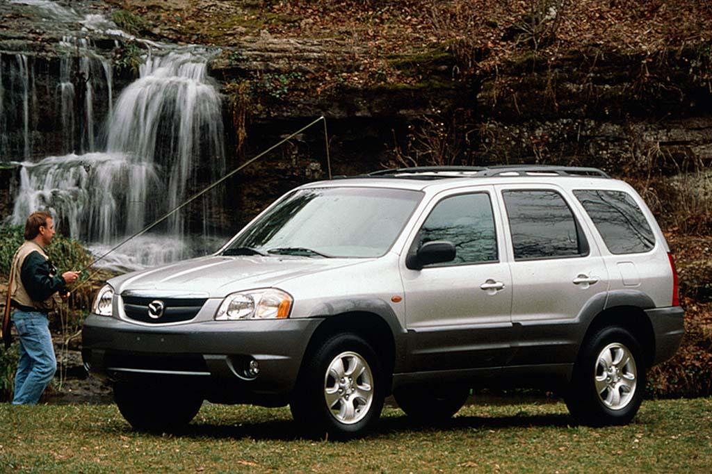 Mazda Tribute I 2000 - 2004 SUV 5 door #2