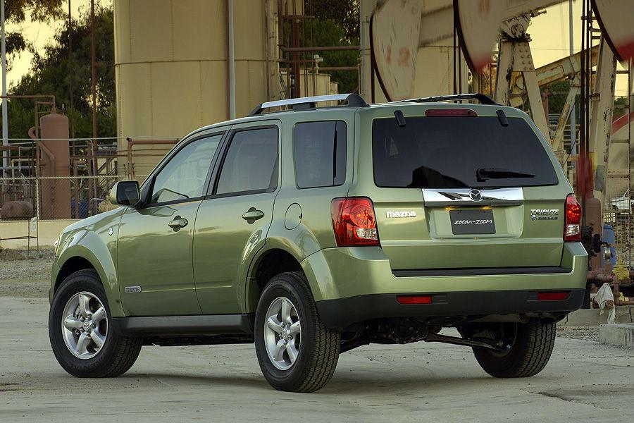 Mazda Tribute II 2007 - 2011 SUV 5 door #6
