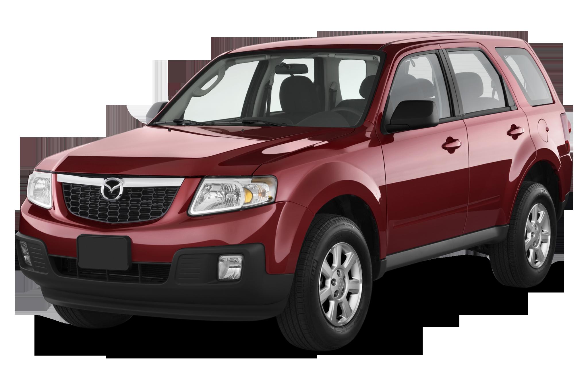 Mazda Tribute II 2007 - 2011 SUV 5 door #1