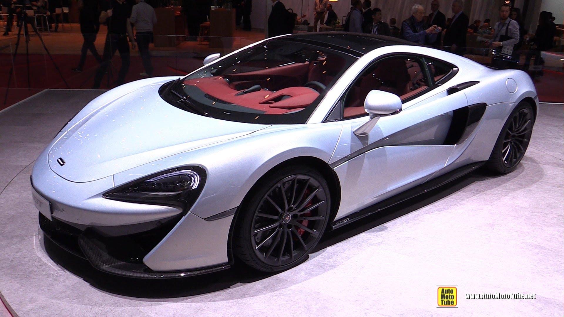 McLaren 570GT I 2016 - now Coupe #8