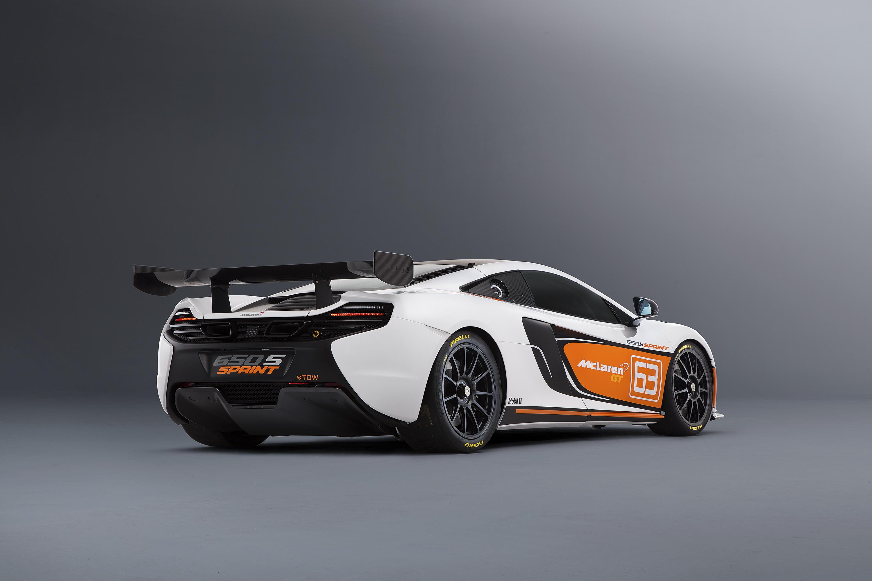 McLaren 650S 2014 - now Roadster #3