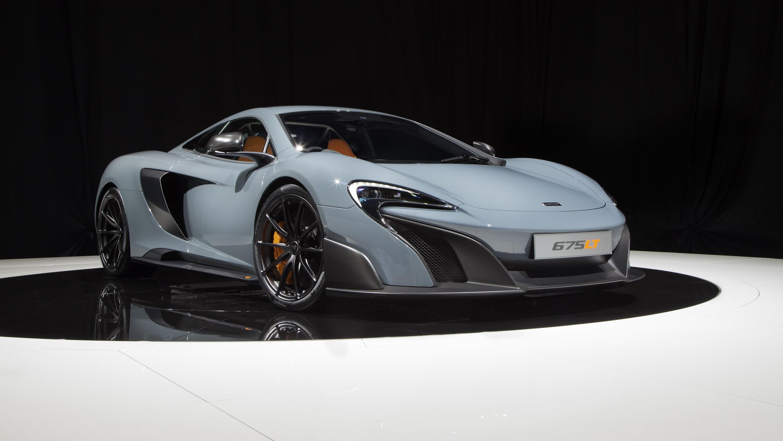 McLaren 675LT 2015 - now Coupe #2