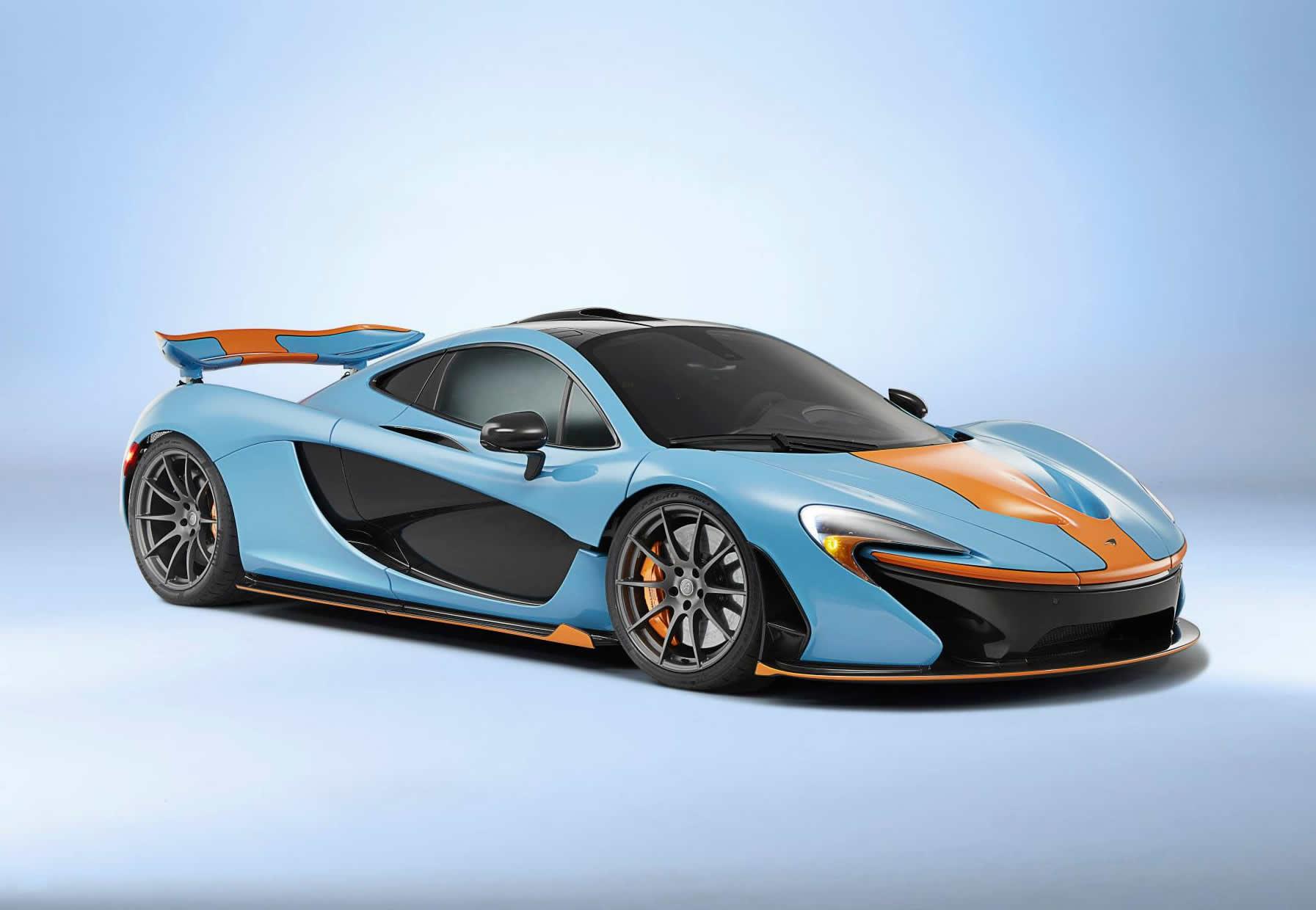 McLaren P1 2013 - 2015 Coupe #7