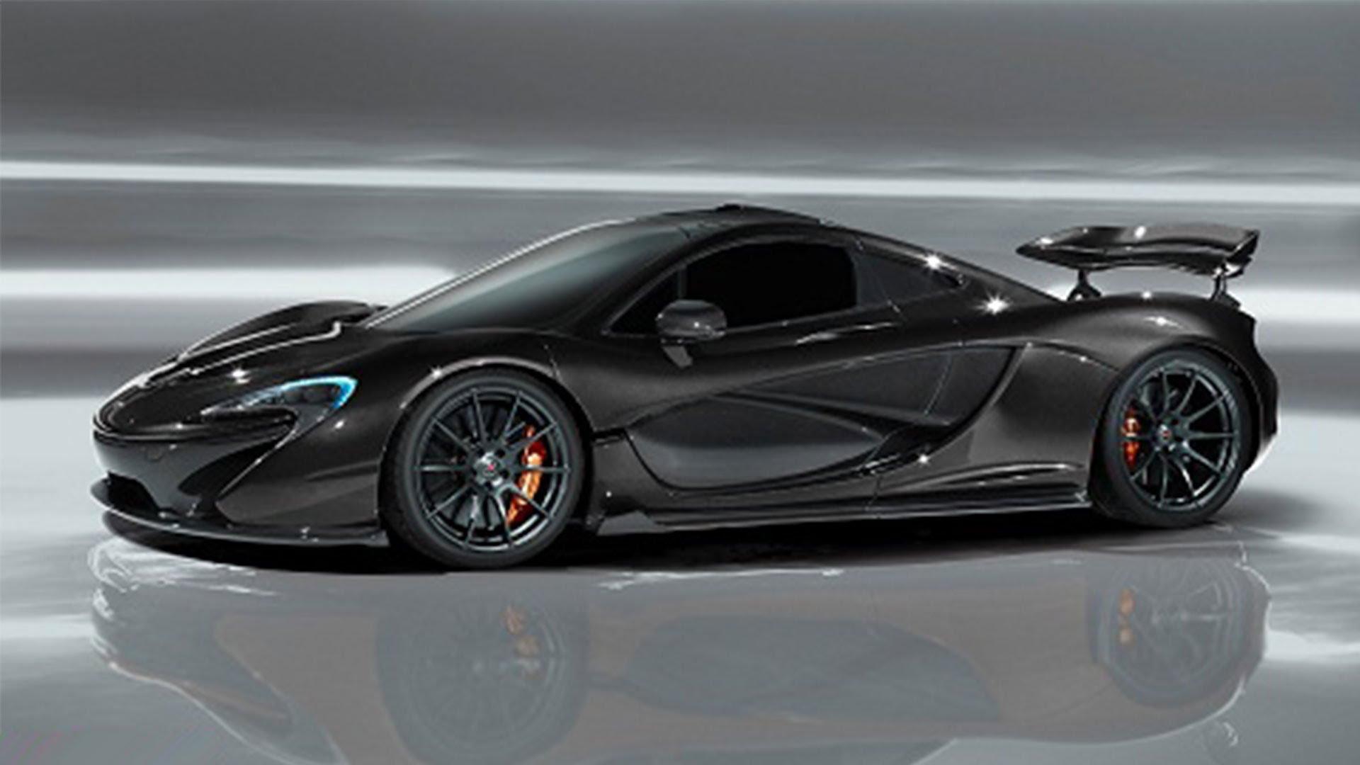 McLaren P1 2013 - 2015 Coupe #1