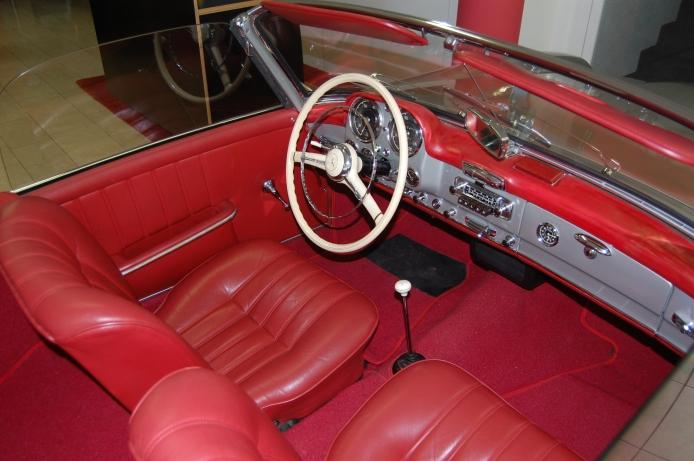 Mercedes-Benz 190 SL R121 1955 - 1963 Roadster #6