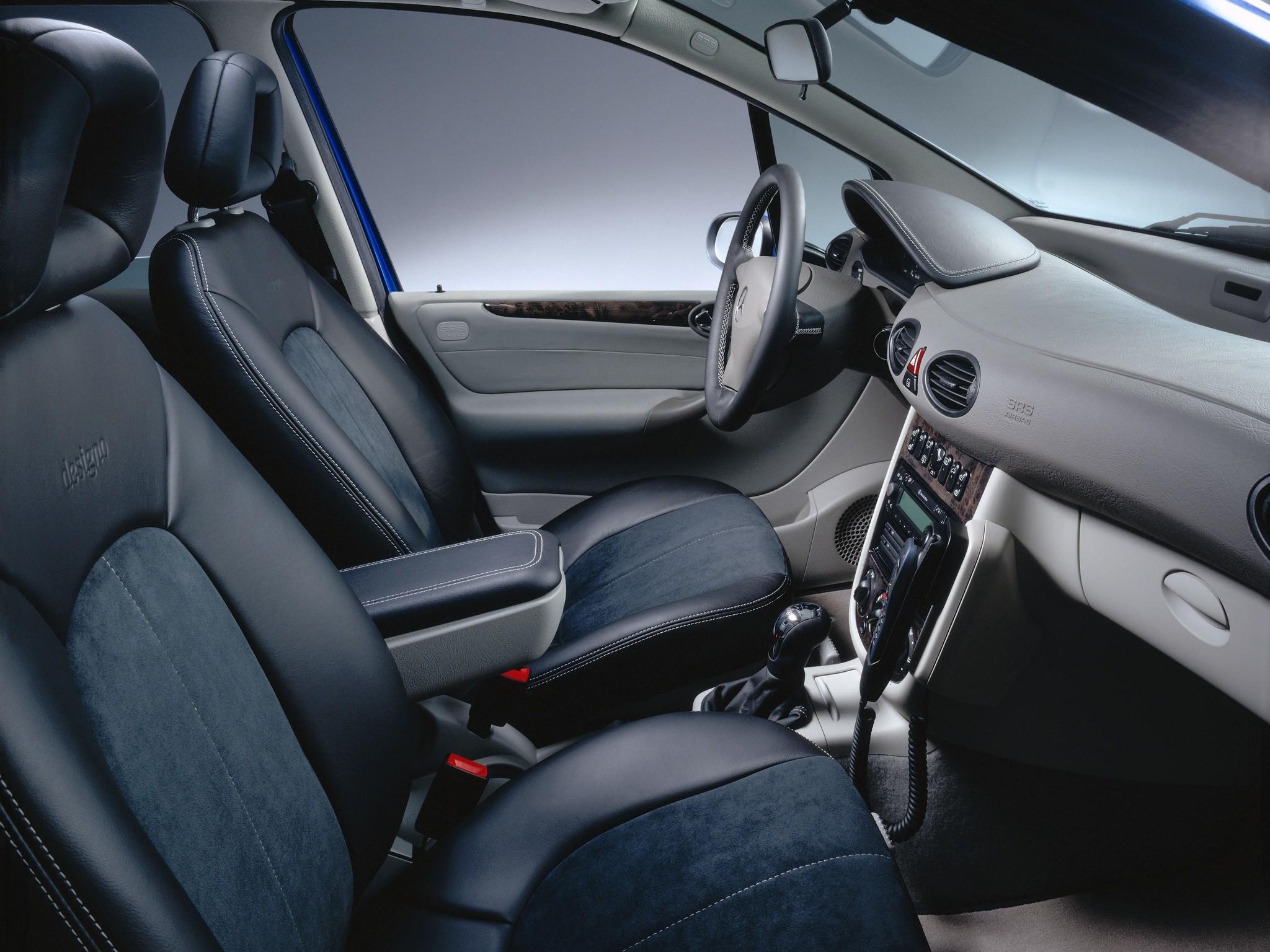 Mercedes-Benz A-klasse I (W168) 1997 - 2001 Hatchback 5 door #5