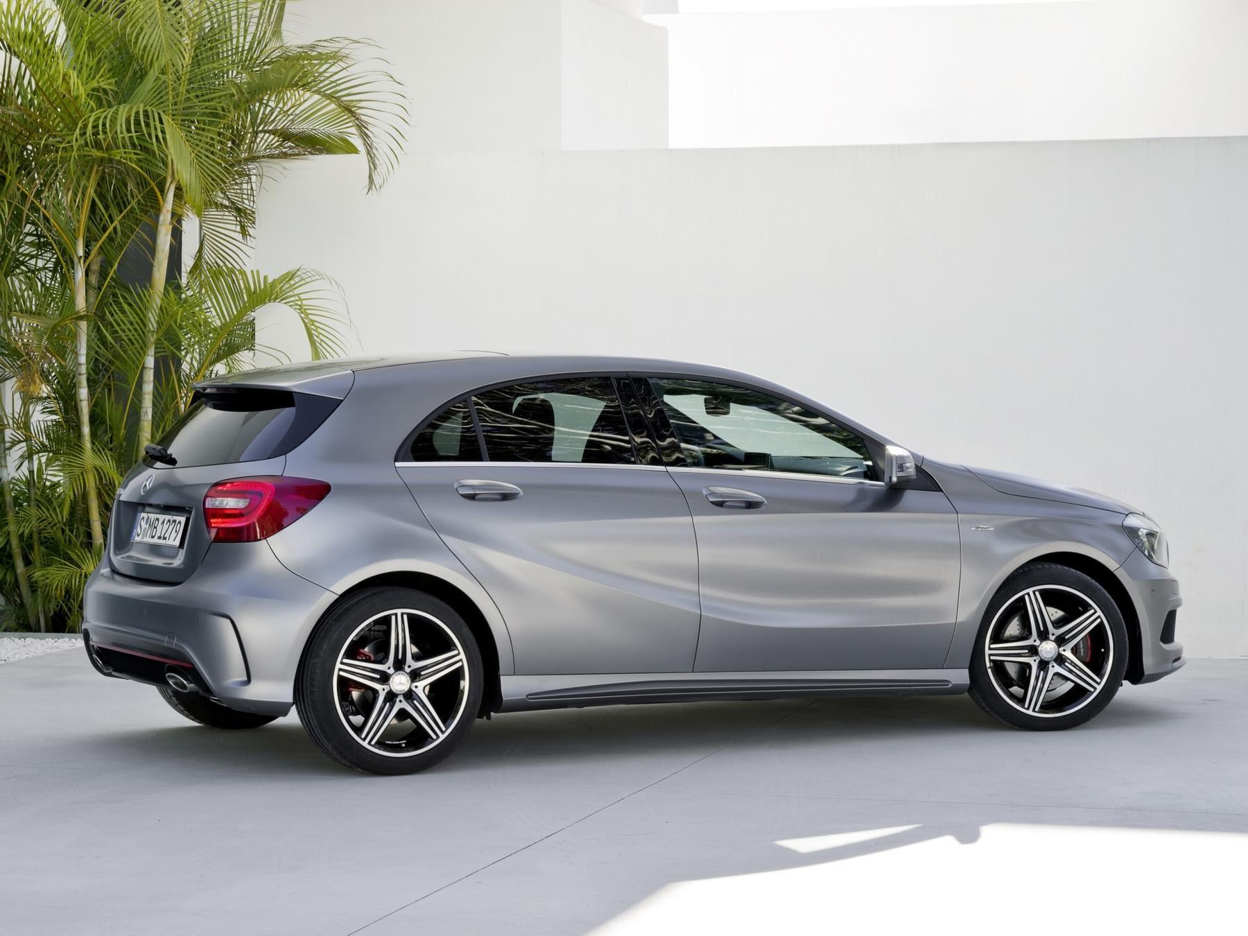 Mercedes-Benz A-klasse III (W176) Restyling 2015 - now Hatchback 5 door #7