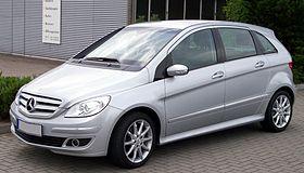 Mercedes-Benz B-klasse I (W245) 2005 - 2008 Hatchback 5 door #8