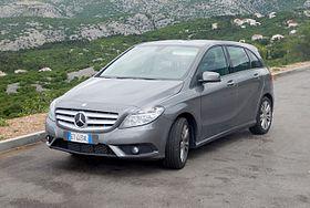 Mercedes-Benz B-klasse II (W246) 2011 - 2014 Hatchback 5 door #6