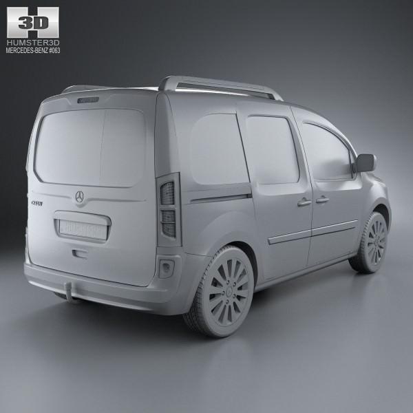 Mercedes-Benz Citan 2012 - now Compact MPV #6
