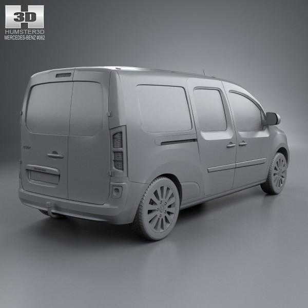 Mercedes-Benz Citan 2012 - now Compact MPV #3