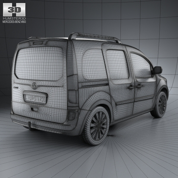 Mercedes-Benz Citan 2012 - now Compact MPV #1