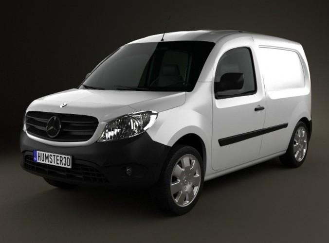 Mercedes-Benz Citan 2012 - now Compact MPV #7
