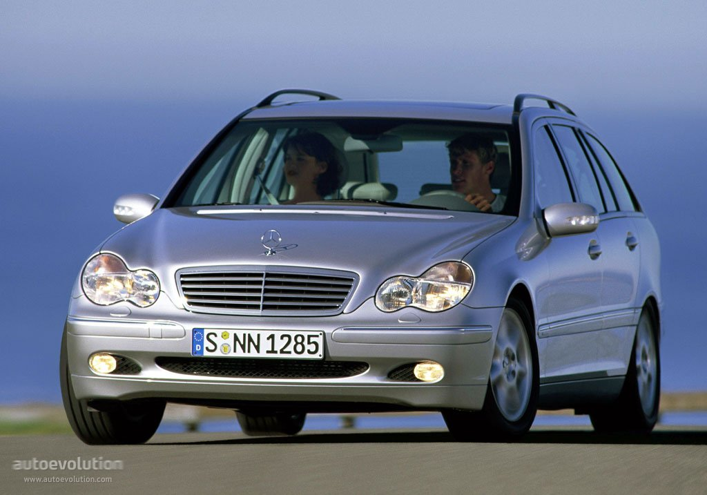 Mercedes-Benz C-klasse AMG II (W203) 2001 - 2004 Hatchback 3 door #2