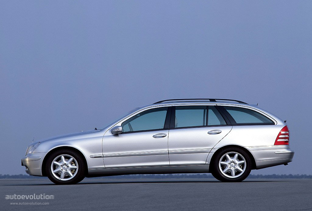 Mercedes-Benz C-klasse AMG II (W203) 2001 - 2004 Station wagon 5 door #3
