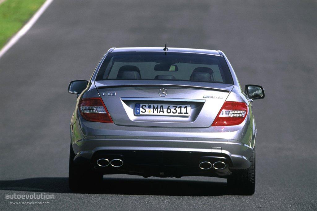 Mercedes-Benz C-klasse AMG III (W204) 2007 - 2011 Sedan #2