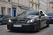 Mercedes-Benz C-klasse AMG III (W204) Restyling 2011 - 2015 Coupe #1