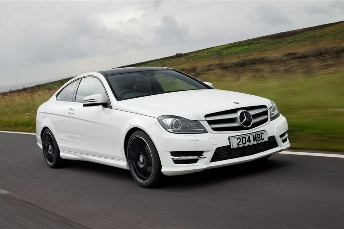Mercedes-Benz C-klasse AMG III (W204) Restyling 2011 - 2015 Coupe #4