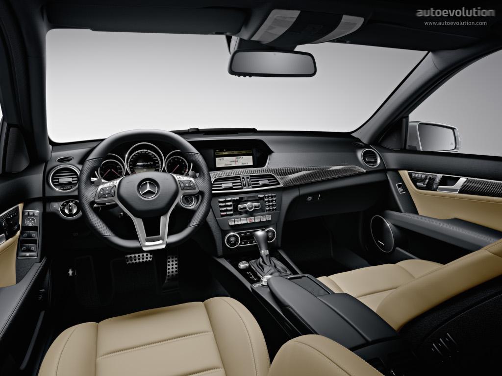 Mercedes-Benz C-klasse AMG III (W204) Restyling 2011 - 2015 Sedan #3