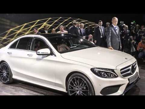 Mercedes-Benz C-klasse AMG IV (W205) 2014 - now Coupe #1