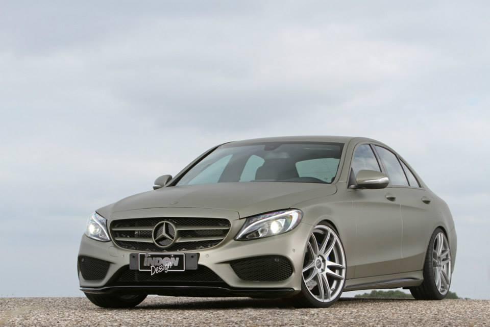 Mercedes-Benz C-klasse AMG IV (W205) 2014 - now Sedan #1