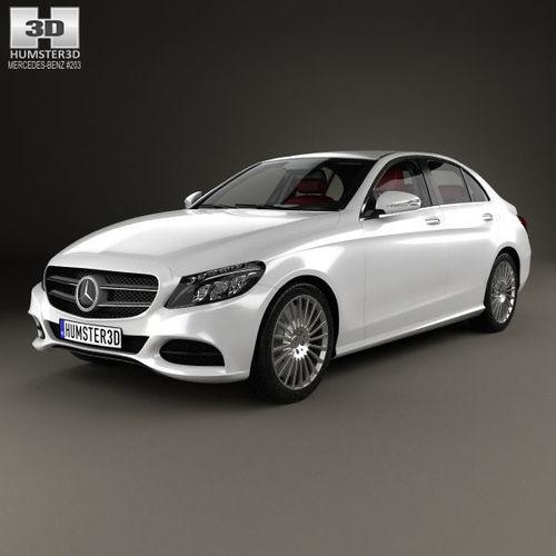 Mercedes-Benz C-klasse AMG IV (W205) 2014 - now Sedan #3