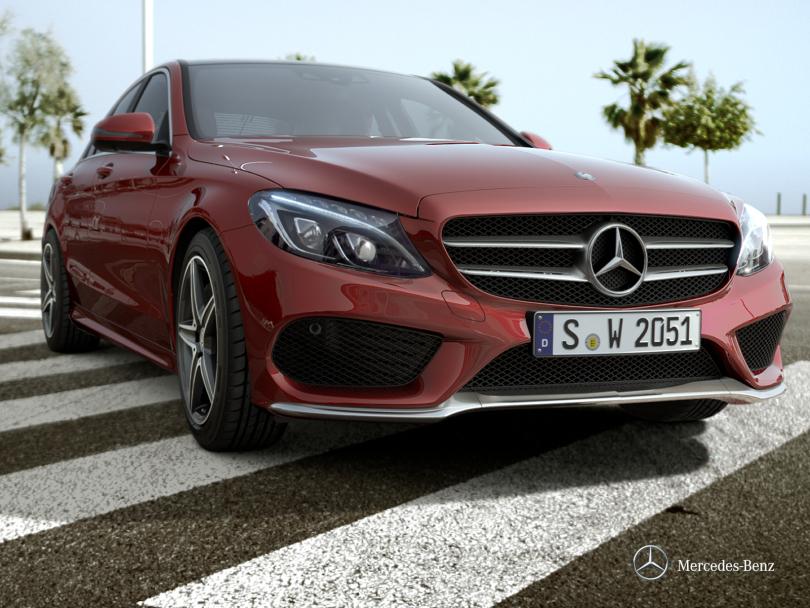 Mercedes-Benz C-klasse AMG IV (W205) 2014 - now Station wagon 5 door #6