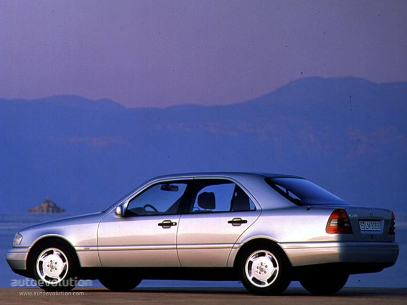 Mercedes-Benz C-klasse I (W202) 1993 - 1997 Sedan #3