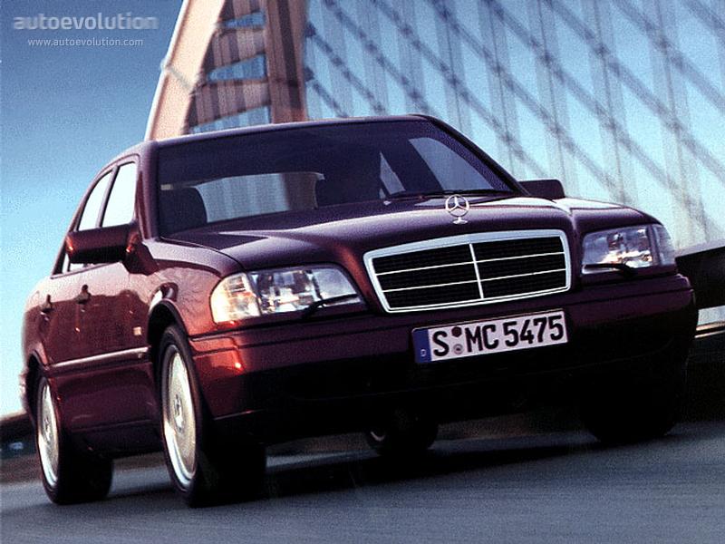 Mercedes-Benz C-klasse I (W202) 1993 - 1997 Sedan #4