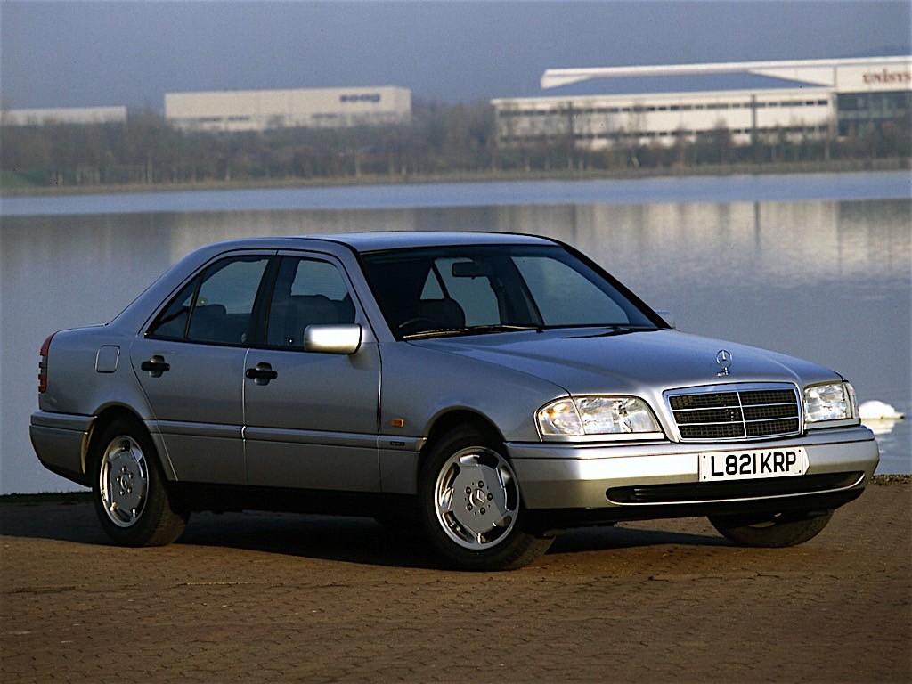 Mercedes-Benz C-klasse I (W202) 1993 - 1997 Sedan #2