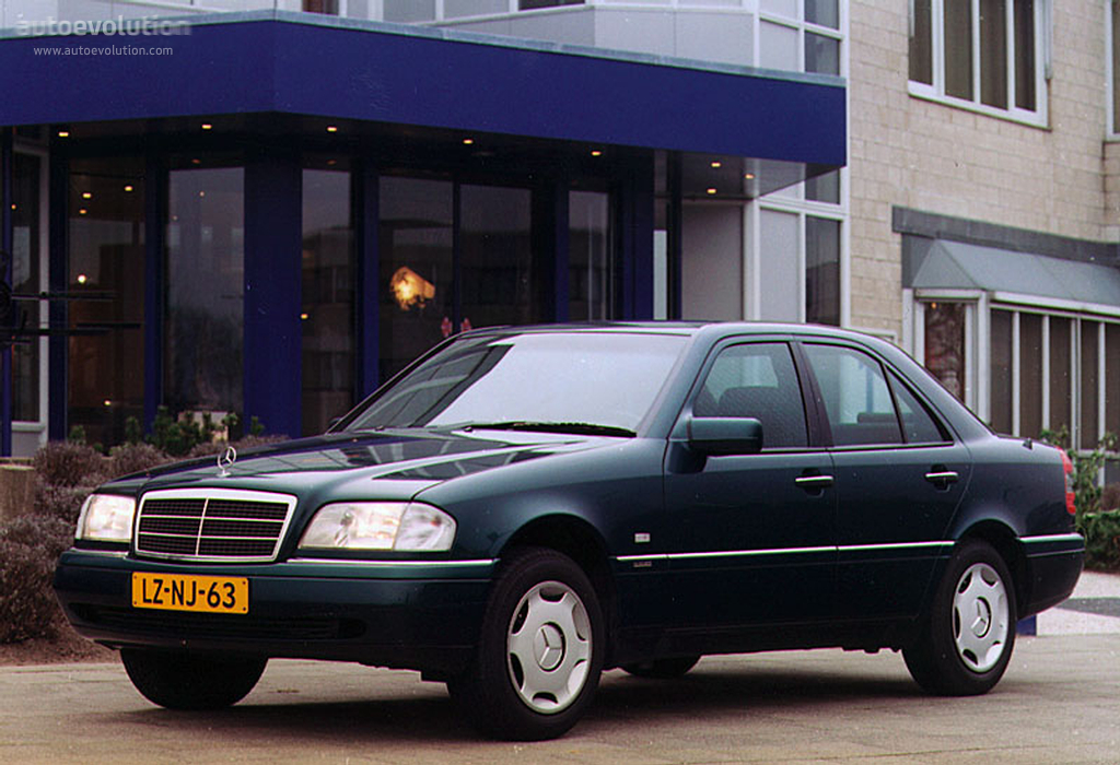 Mercedes-Benz C-klasse I (W202) 1993 - 1997 Sedan #5