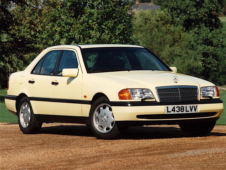 Mercedes-Benz C-klasse I (W202) 1993 - 1997 Sedan #6