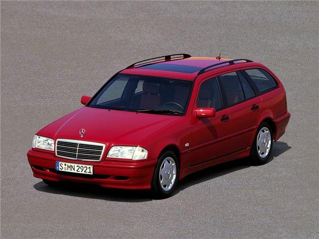 Mercedes-Benz C-klasse I (W202) 1993 - 1997 Station wagon 5 door #4