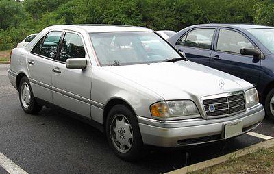 Mercedes-Benz C-klasse I (W202) Restyling 1997 - 2000 Sedan #4