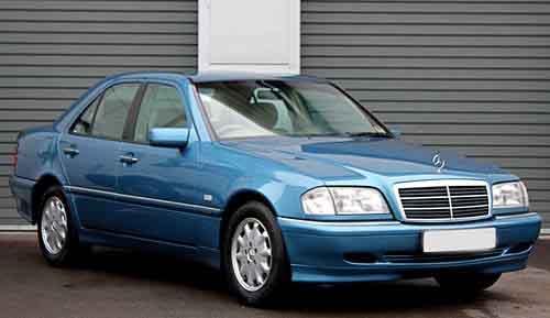 Mercedes-Benz C-klasse I (W202) 1993 - 1997 Station wagon 5 door #5