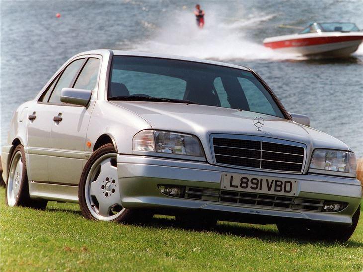 Mercedes-Benz C-klasse I (W202) 1993 - 1997 Station wagon 5 door #3