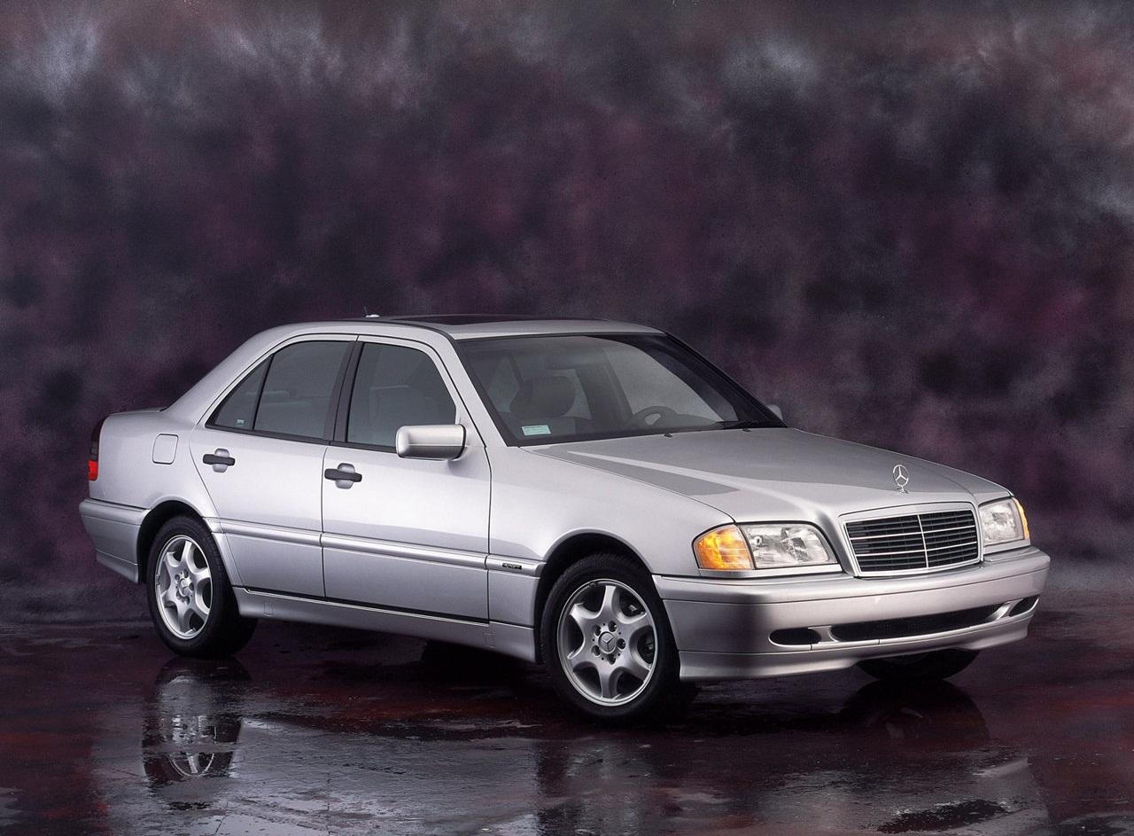 Mercedes-Benz C-klasse I (W202) Restyling 1997 - 2000 Station wagon 5 door #2