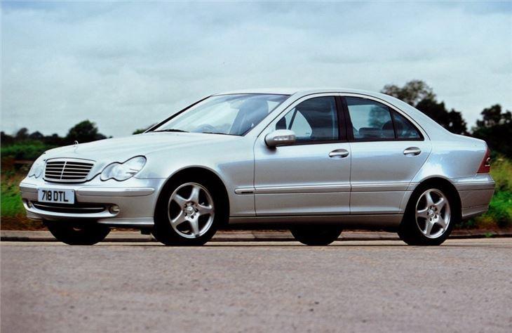 Mercedes-Benz C-klasse II (W203) 2000 - 2004 Hatchback 3 door #2