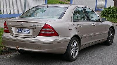 Mercedes-Benz C-klasse II (W203) 2000 - 2004 Station wagon 5 door #2
